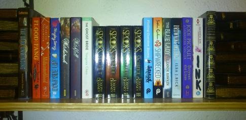 bookshelf july