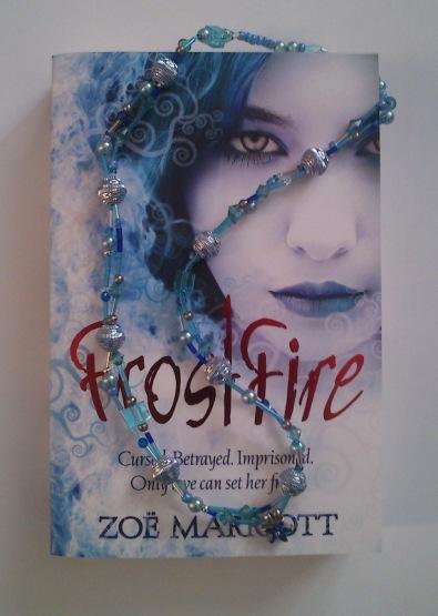 Frostfire by Zoë Marriott