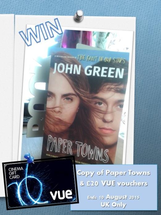 papertownsgiveaway