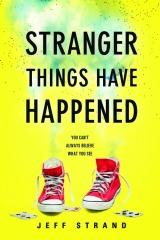 Stranger Things Have Happened#BlogTour