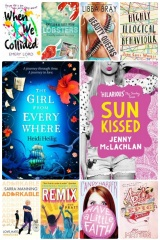 Top Ten Tuesday: Summer ReadsFreebie