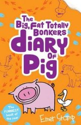 The Big, Fat, Totally Bonkers Diary of Pig #BlogTour