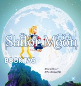 The Sailor Moon Book Tag #SAILORMOONbooktag