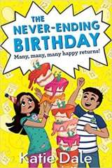 The Never-Ending Birthday #BlogTour