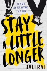 Interview with Bali Rai – Stay A Little Longer