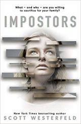 Imposters #BlogTour – Interview with Scott Westerfeld