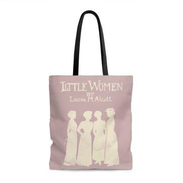 Little-Women-Tote-Bag