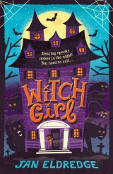 POPULATING WITCH GIRL'S WORLD WITH MYTHICAL MONSTERS by Jan Eldredge #WitchGirl