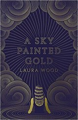 A Sky Painted Gold by LauraWood