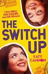 COVER REVEAL: The Switch Up by Katy Cannon