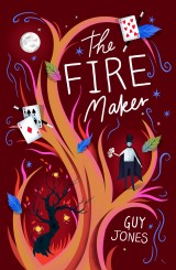 The Fire Maker Blog Tour: Q&A with GuyJones