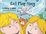 The Incredibly Nosy Cat Flap Pony#BlogTour