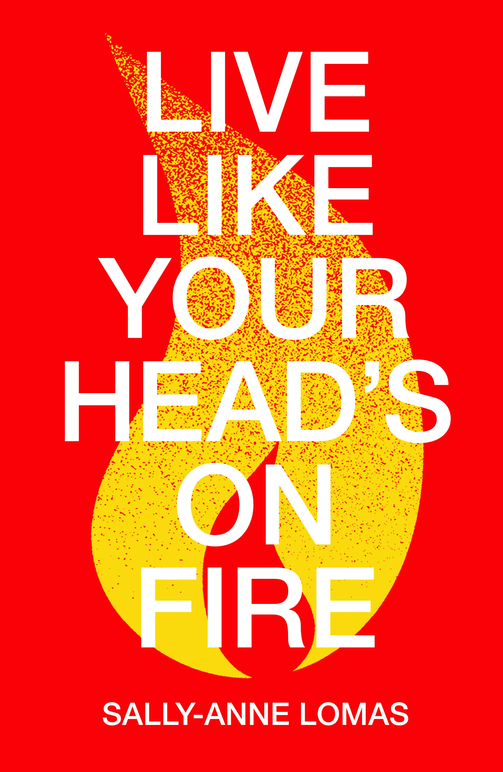 Like Your Head's On Fire Cover