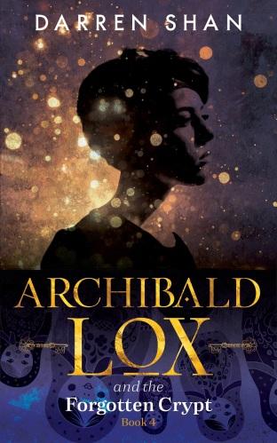 Archibald Lox Book 04 - Forgotten Crypt - COVER_smaller